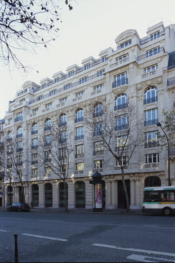 173 Haussmann, office, Paris CBD