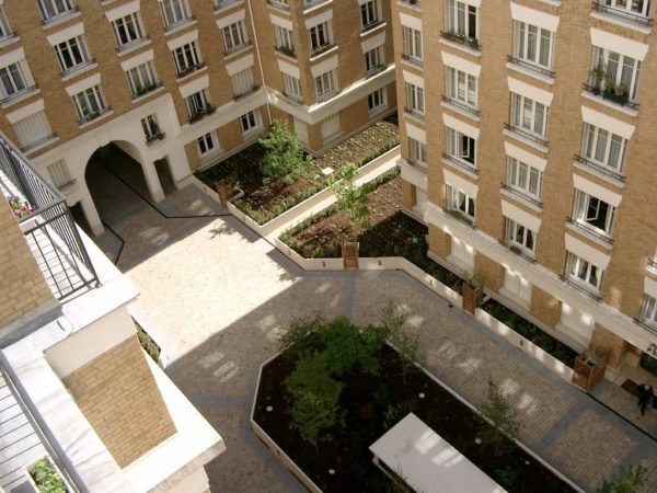Argenson, residential, Paris region